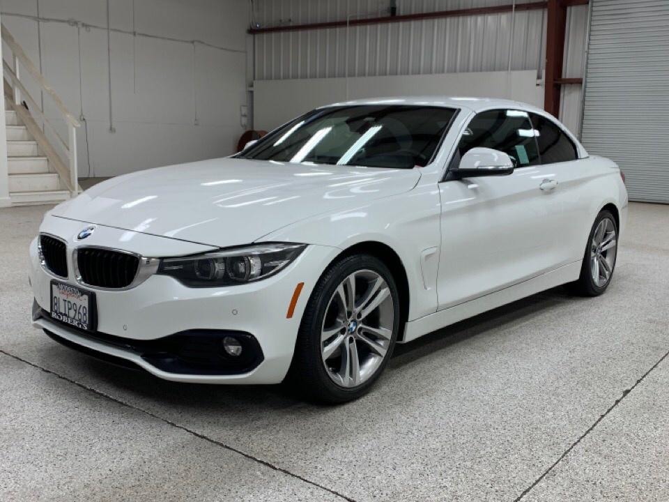 Roberts Auto Sales 2018 BMW 4