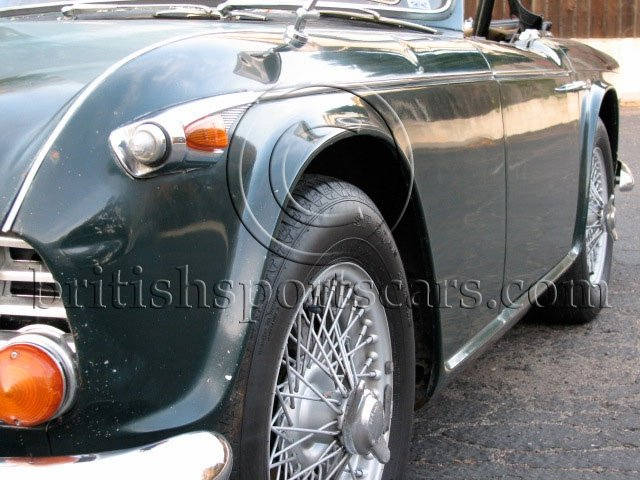 British Sports Cars car search / 1967 Triumph TR4