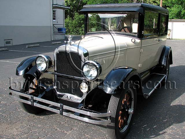 British Sports Cars car search / 1926 Oldsmobile Series D