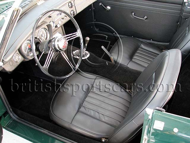 British Sports Cars car search / 1965 MG MGB