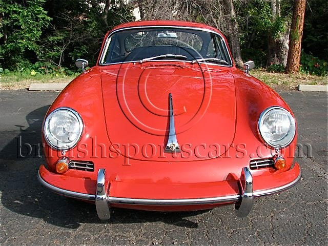 British Sports Cars car search / 1963 Porsche 356