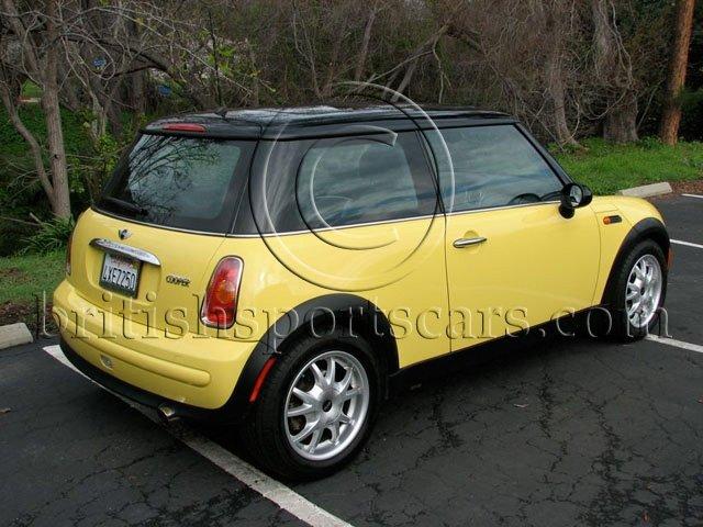 British Sports Cars car search / 2002 Mini Cooper