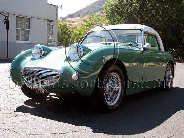 British Sports Cars car search / 1959 Austin-Healey Bugeye