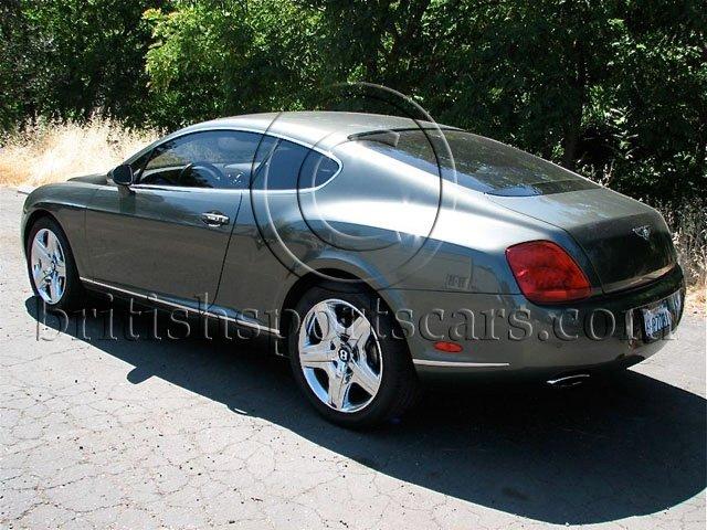 British Sports Cars car search / 2005 Bentley Continental