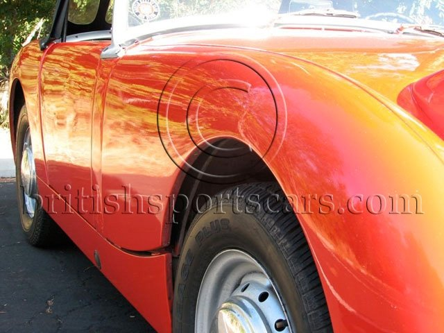 British Sports Cars car search / 1960 Austin-Healey Bugeye