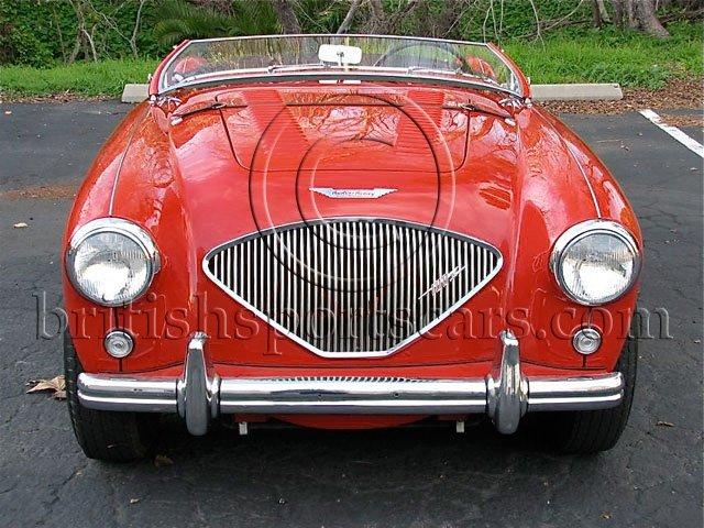 British Sports Cars car search / 1956 Austin-Healey 100