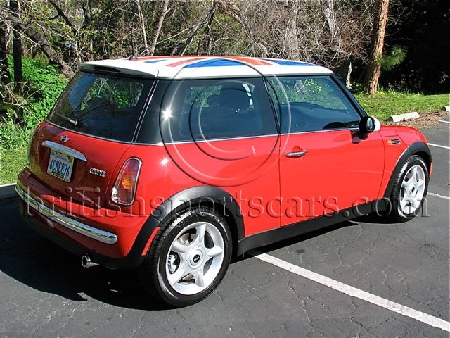 British Sports Cars car search / 2003 Mini Cooper