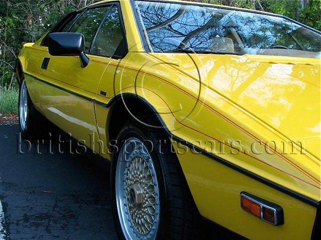 British Sports Cars car search / 1978 Lotus Esprit