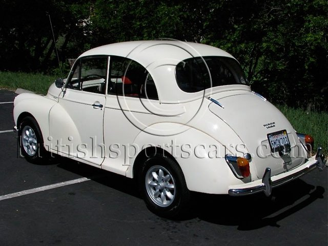 British Sports Cars car search / 1967 Morris Minor 1000