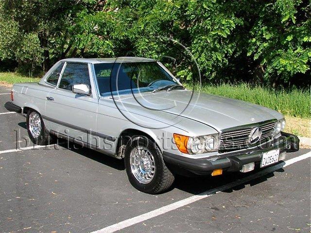 British Sports Cars car search / 1983 Mercedes 280