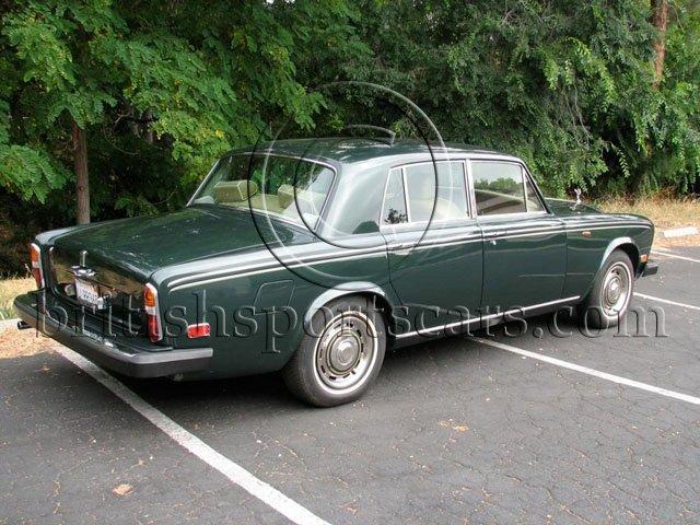 British Sports Cars car search / 1975 Rolls-Royce Silver Shadow