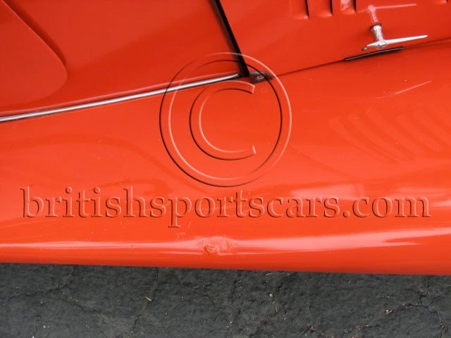 British Sports Cars car search / 1953 MG TD