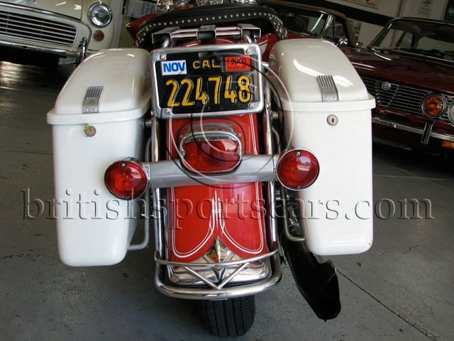 British Sports Cars car search / 1965 Harley-Davidson Electra Glide FLH /