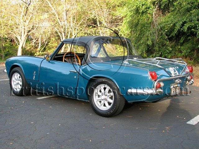 British Sports Cars car search / 1967 Triumph Spitfire