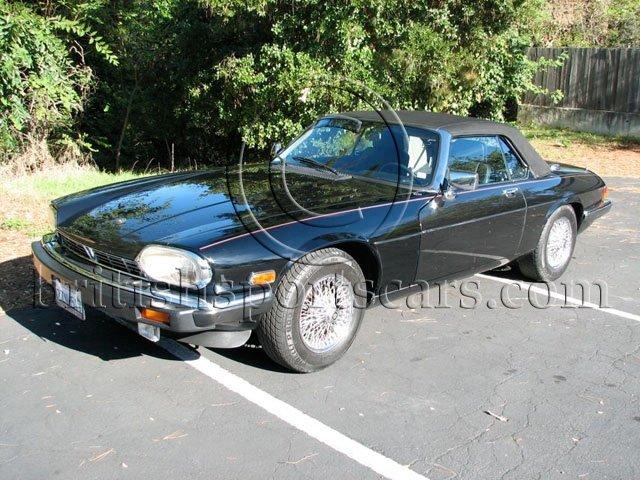 British Sports Cars car search / 1989 Jaguar XJS
