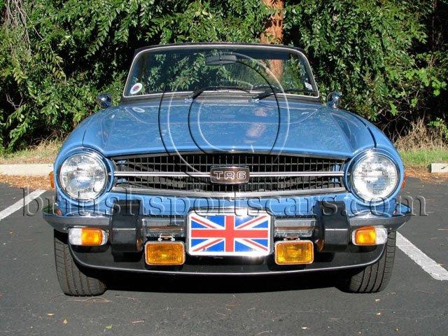 British Sports Cars car search / 1974 Triumph TR6