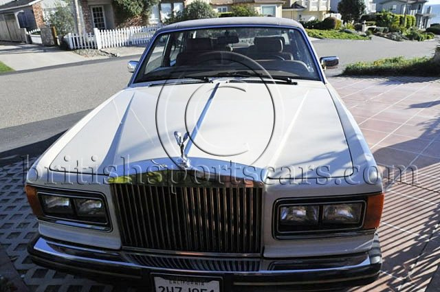 British Sports Cars car search / 1989 Rolls-Royce Silver Spur