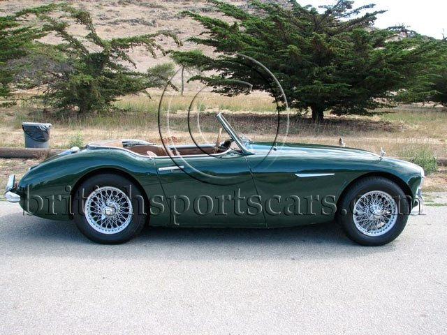British Sports Cars car search / 1961 Austin-Healey 3000