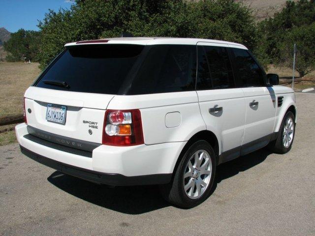 British Sports Cars car search / 2007 Land Rover Range Rover