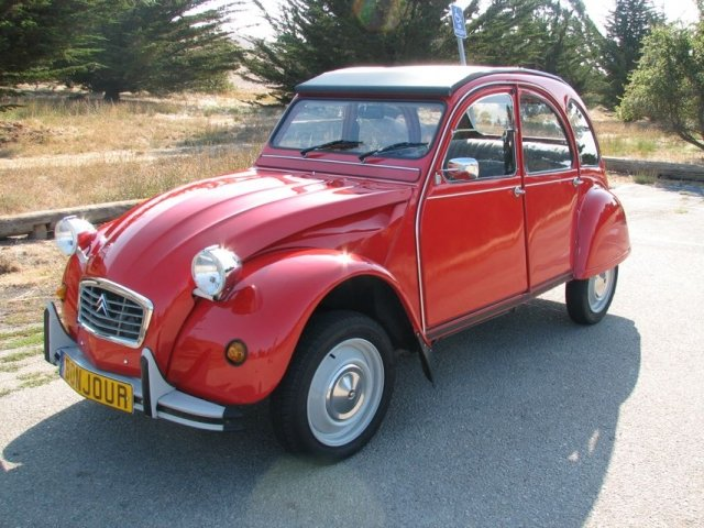 British Sports Cars car search / 1973 Citroen 2CV  /