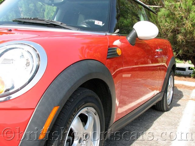 British Sports Cars car search / 2008 Mini Cooper