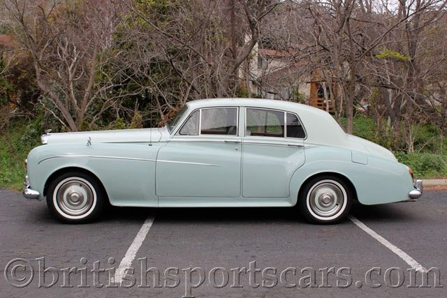 British Sports Cars car search / 1965 Bentley S3  /