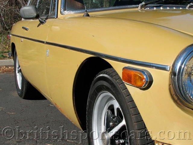 British Sports Cars car search / 1973 MG MGB-GT
