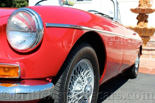 British Sports Cars car search / 1966 MG MG