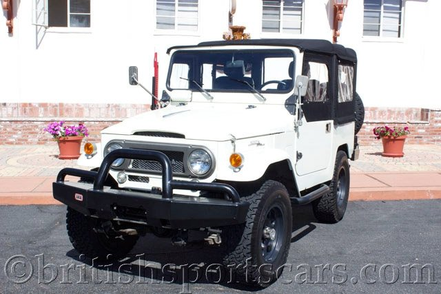British Sports Cars car search / 1962 Toyota FJ Cruiser