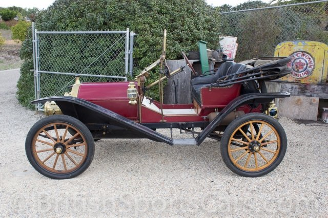 British Sports Cars car search / 1909 Hupmobile 20