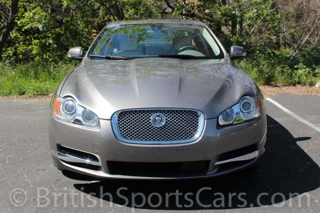 British Sports Cars car search / 2009 Jaguar XF