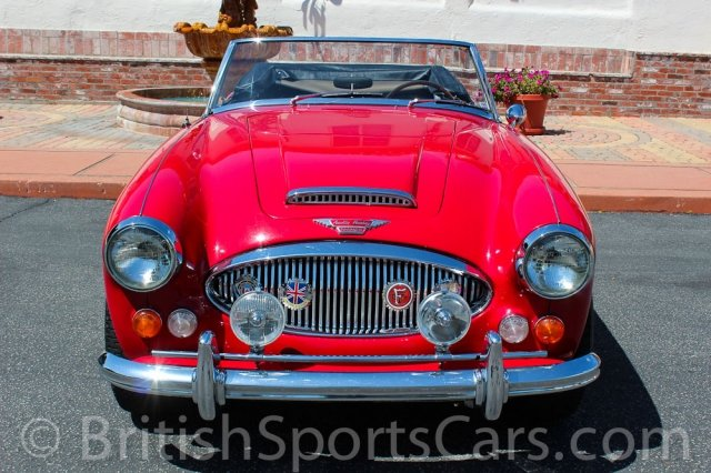 British Sports Cars car search / 1967 Austin-Healey 3000