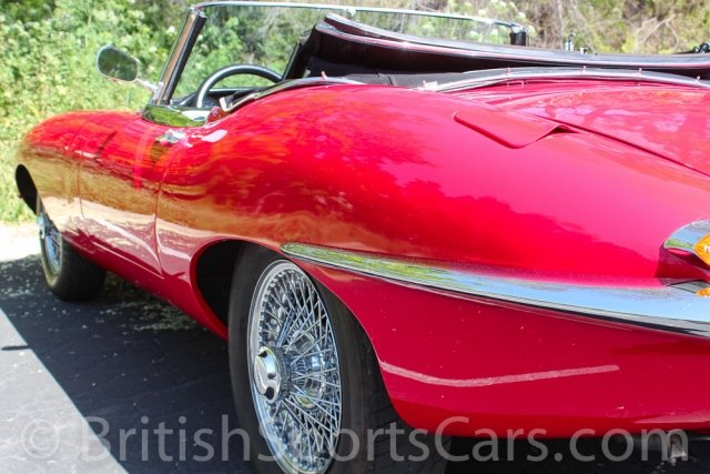 British Sports Cars car search / 1967 Jaguar XKE