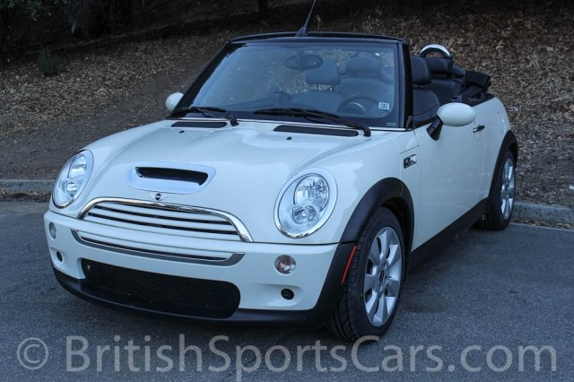 British Sports Cars car search / 2006 Mini Cooper S