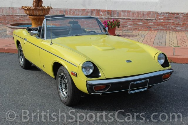 British Sports Cars car search / 1974 Jensen Healey