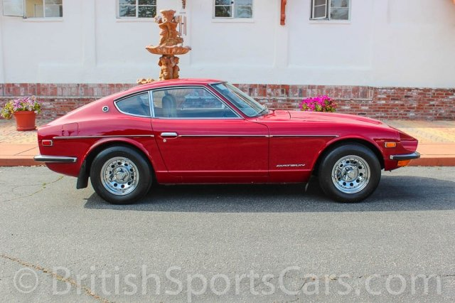 British Sports Cars car search / 1972 Datsun 240Z