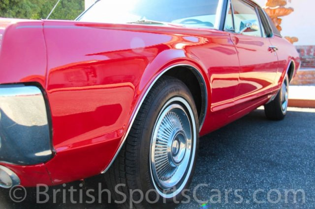 British Sports Cars car search / 1967 Mercury Cougar