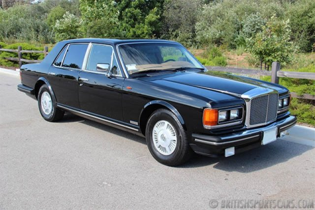 British Sports Cars car search / 1988 Bentley Eight  /