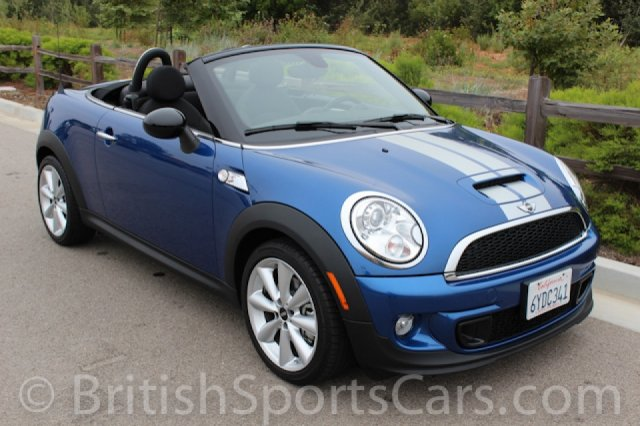 British Sports Cars car search / 2012 Mini Cooper S Roadster /
