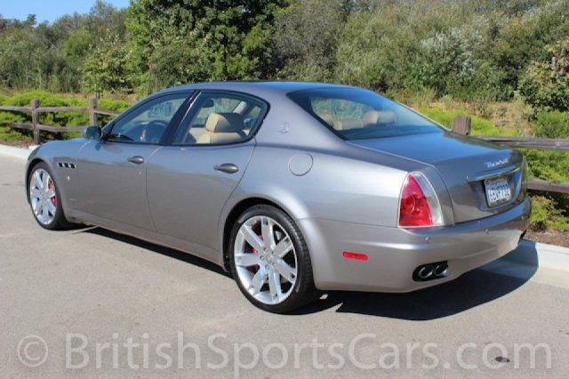 British Sports Cars car search / 2008 Maserati Quattroporte