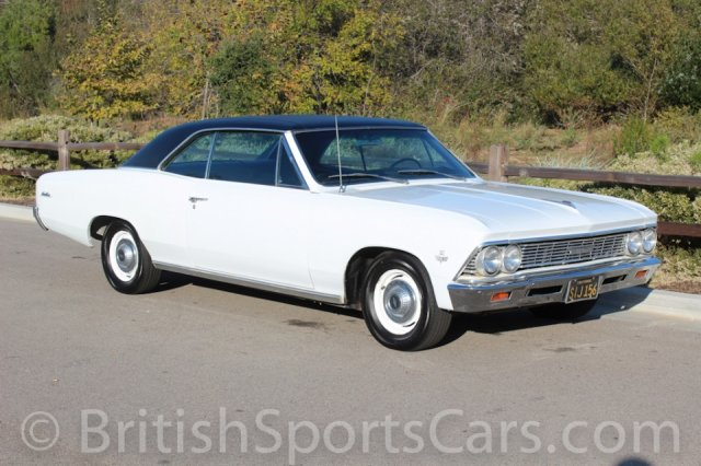 British Sports Cars car search / 1966 Chevrolet Malibu  /
