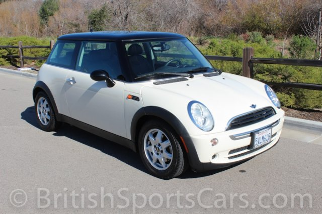 British Sports Cars car search / 2006 Mini Cooper