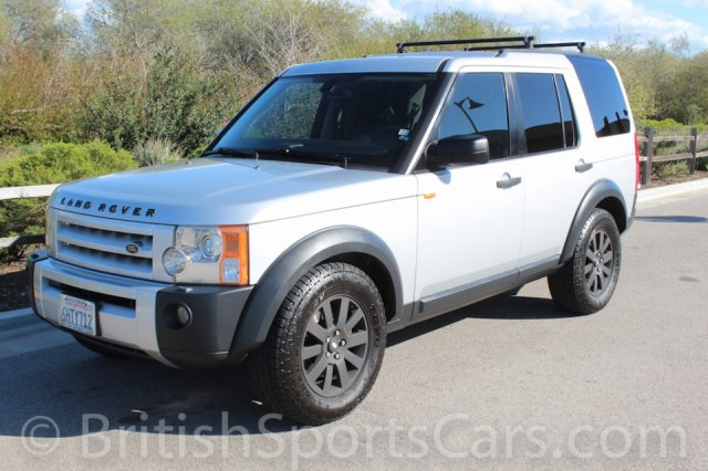 British Sports Cars car search / 2005 Land Rover LR3