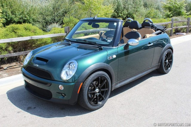 British Sports Cars car search / 2006 Mini Cooper S Convertible /