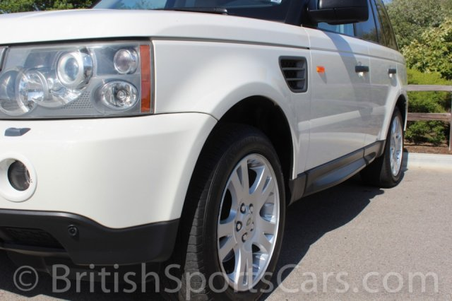British Sports Cars car search / 2006 Land Rover Range Rover Sport