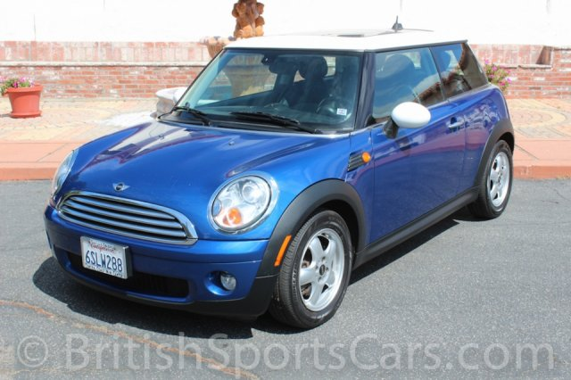 British Sports Cars car search / 2008 Mini Cooper  /
