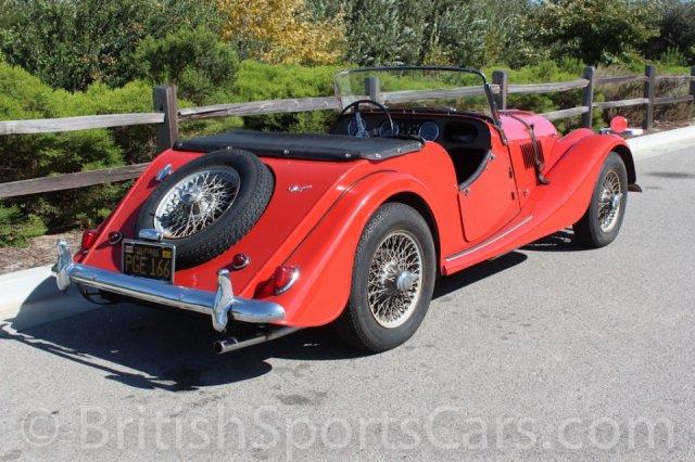 British Sports Cars car search / 1965 Morgan Plus 4