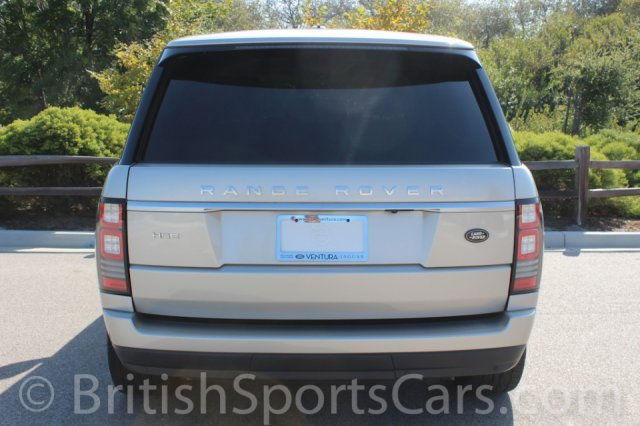 British Sports Cars car search / 2014 Land Rover Range Rover