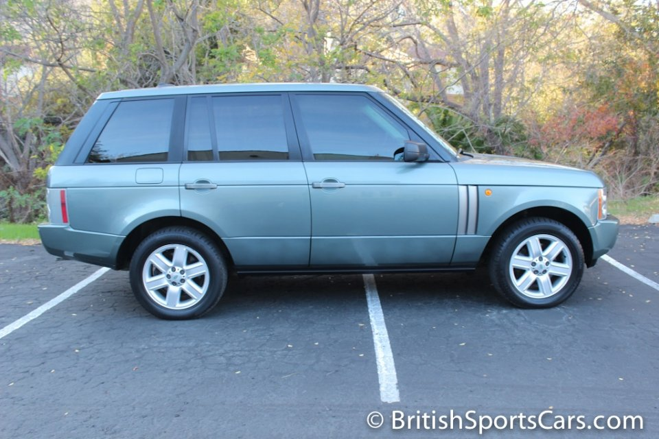British Sports Cars car search / 2005 Land Rover Range Rover