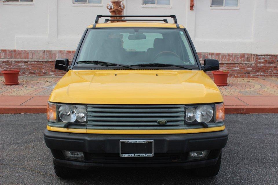 British Sports Cars car search / 2002 Land Rover Range Rover